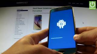 Check the Software Version in Samsung Galaxy with turned off device