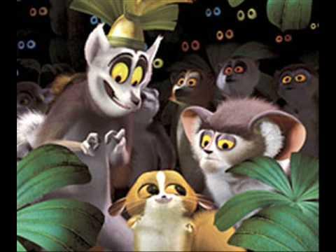 Madagascar I Like To Move It video