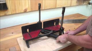 Miter Boxes an overview