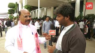 TRS Leader Manchireddy Kishan Reddy About his Victory |CM KCR |