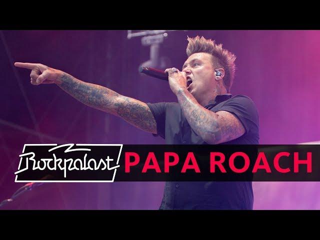 Papa Roach live  Rockpalast  2018