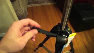 "Dynex 60"" All-Purpose Tripod Unboxing and First Look"