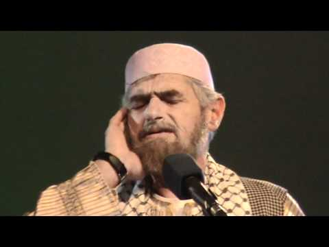 Beautiful Adhan by a previous Muazzin of Masjid-Al-Aqsa by Haji...