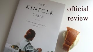 The Kinfolk Table Cookbook Review