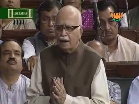Speech in Loksabha: Blast outside Delhi High Court: Sh. Lal Krishna Advani: 07.09.2011