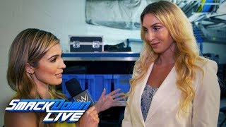 Charlotte Flair evaluates Bayley's performance: SmackDown Exclusive, Sept. 10, 2019