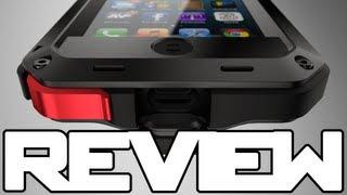Review - Lunatik Taktik Extreme iPhone 5 Case! (BEST iPHONE 5/5S CASE!)