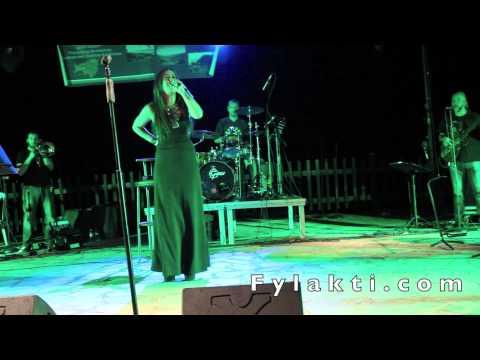 Μελίνα Ασλανίδου - Καλοκαίρι αγκαλιά μου | Συναυλία Λίμνη Σμοκόβου 29-8-14 - fylakti.com