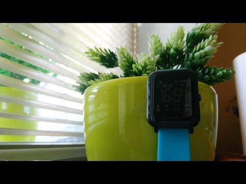 Умные часы СЯОМИ Xiaomi AMAZFIT Bip ► ОПЫТ ИСПОЛЬЗОВАНИЯ