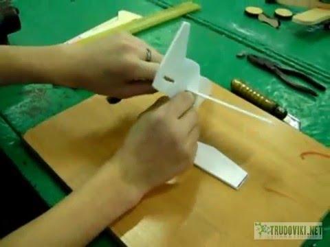 Макеты из пенопласта своими руками