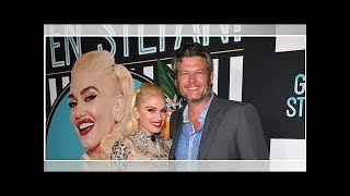 Watch Blake Shelton Serenade Gwen Stefani With The Song Turnin Me On