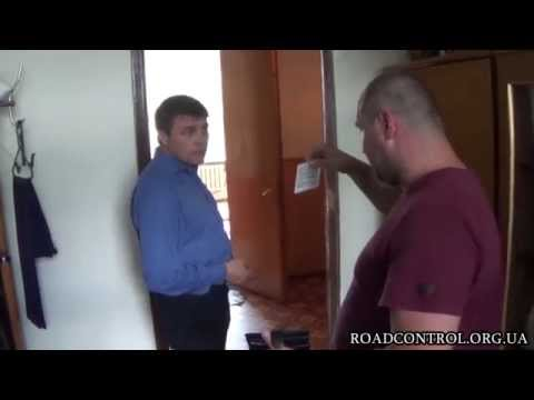 Полковник ГАИ Ткаченко хочет разбить голову ДК