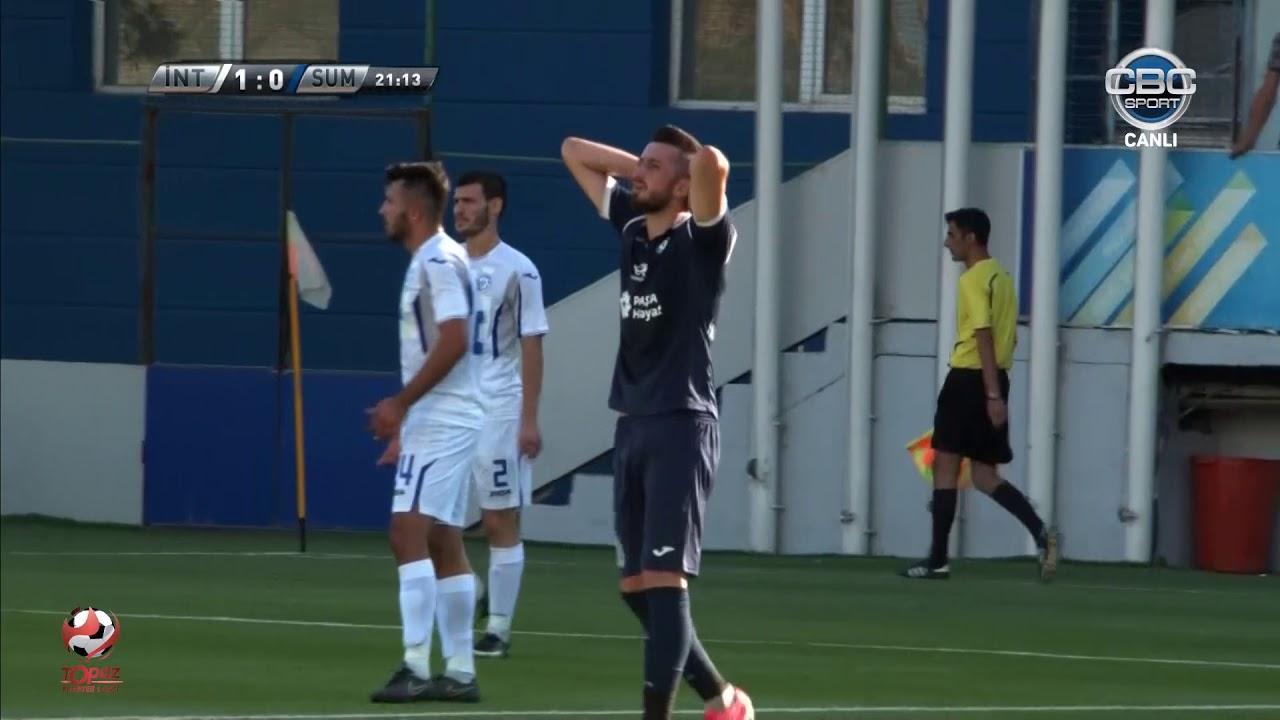 FK Inter Baku 1-1 Standard Sumqayit