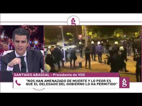 VOX amenazado de muerte por la extrema izquierda en Murcia