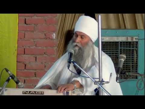 Sant Baba Saroop Singh Ji - G Santsar Sahib Wale Chandigarh - 24 May 2012 - Part 2 video
