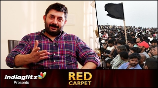 Free Speech is a PROBLEM in Our Country : Aravind Swamy Interview