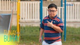 Tunay na Buhay: Binatang may down syndrome, matagumpay na nakapasok sa Philippine showbiz