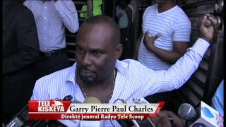 Arrestation de Guy Philippe: Propos de Garry Pierre Paul Charles, DG de Scoop FM