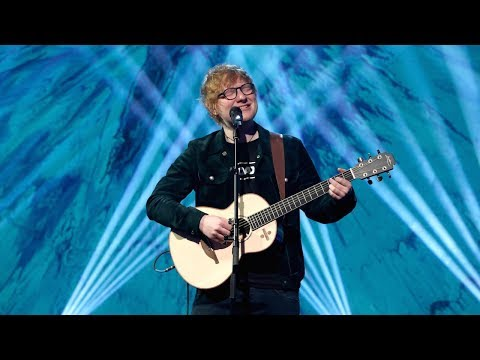 Ed Sheeran's 'Perfect' Performance MP3
