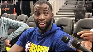 Draymond Green shares thoughts on D'Angelo Russell, says a lot of teams have idiots on the roster
