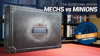 Mechs vs Minions Overview and Review