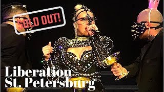 Liberation Tour (Nov. 15) LAST SHOW!!!! + WORLD TOUR COMIN?!