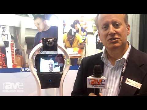 InfoComm 2015: VGO Communications Exhibits Robotic Telepresence Solution