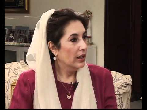 Uma in Conversation with Benazir Bhutto
