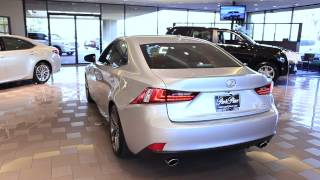 2014 Lexus IS 250 F-Sport Review | Park Place Lexus Dealerships