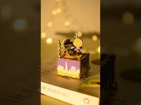 DIY Music Box-Summer Day by Robotime
