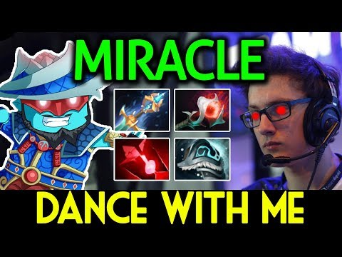 Miracle- Dota 2 [Storm Spirit] Dance with M-God Baby!