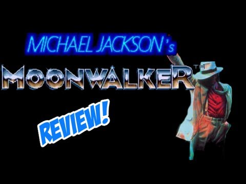 O Game Do Michael Jackson - Moonwalker