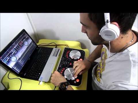 PIONEER DDJ WeGO DJ DOUGLAS PALMA - eletrônica