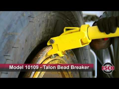 ESCO Talon Style Bead Breaker [Model 10109]