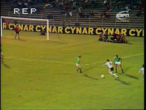 1975 UEFA Cup Winners Cup FINAL FC Dynamo Kiev vs Ferencvarosi