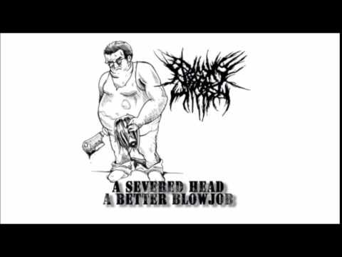 Begging For Incest - A Severed Head, A Better Blowjob (full Demo    2007) video