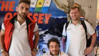 Aspettando la Dakar 2017: i protagonisti italiani,  Tassi, Catarsi, Brufola Casotto