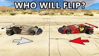 GTA 5 - Who will flip who?