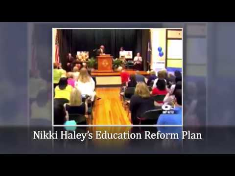 Haley for Governor TV Ad: Not Just Talk