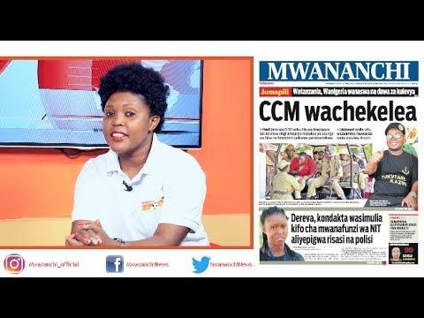 MCL MAGAZETINI FEB 18, 2018: CCM WACHEKELEA
