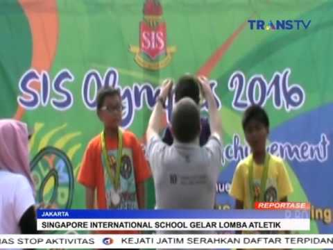SIS Olympics 2016 news coverage by TRANSTV