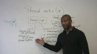 English Grammar - All about phrasal verbs!