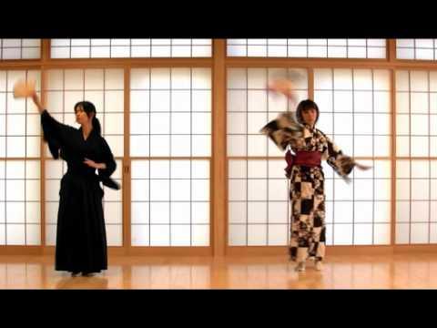 開始Youtube練舞:Tsugai Kogarashi - Meiko & Kaito-劇団ブリオッシュ | 推薦舞蹈