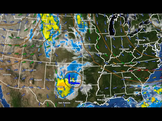 The Weather Report, Thursday (7 am), June 7th, 2012