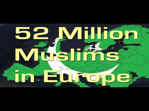 Muslim Demographics a threat to Europeans