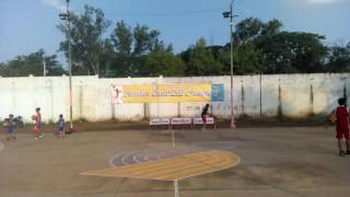 Invention basketball academy neemuch