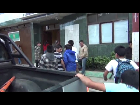 SERENAZGO CAJAMARCA - Bar Clandestino con Menores de edad / 10-04-14