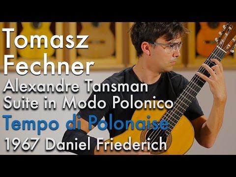 Aleksander Tansman - Suite In Modo Polonico Iv Tempo De Polonaise