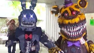 Los Mejores COSPLAYS de Five Nights At Freddy's