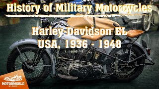 Harley-Davidson EL | 1940, USA. Review & test-drive.